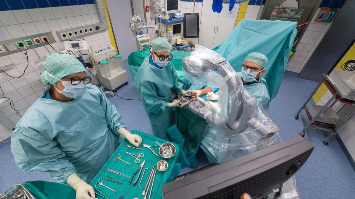 Handchirurgie im ZAC