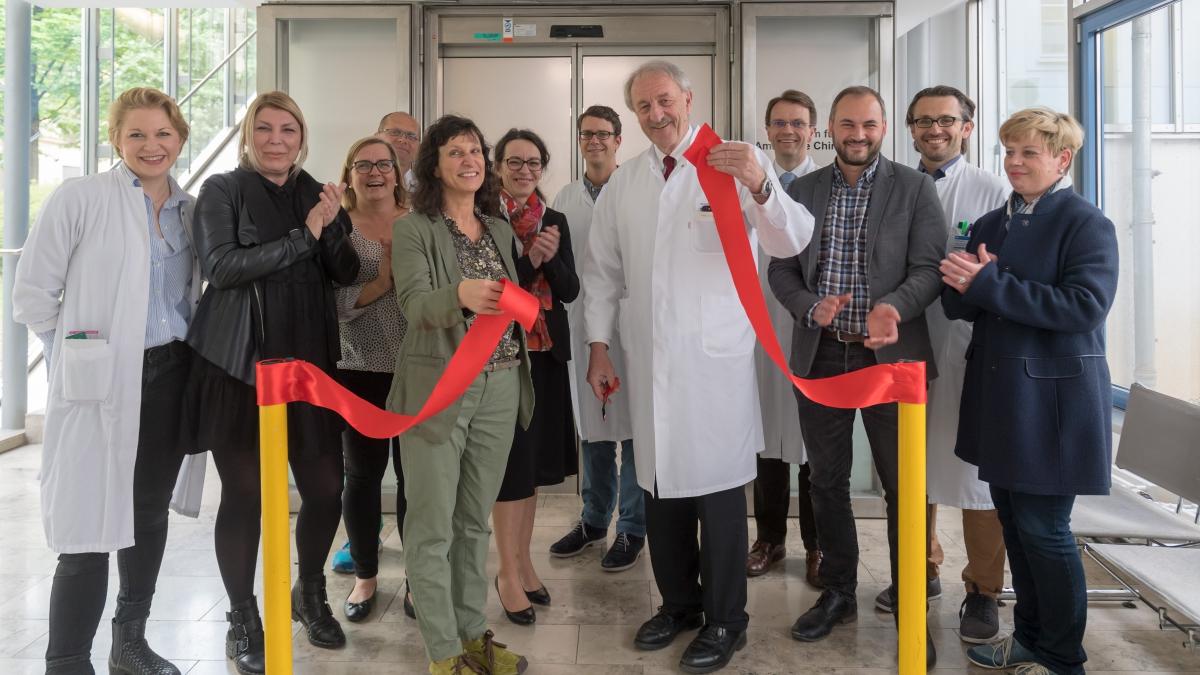 Prof. Markus Schwaiger Martina Stollreiter Prof. Wagner Dr. Kühnl Silke Großmann