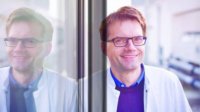 Prof. Thomas Korn, Klinik für Neurologie am Klinikum rechts der Isar