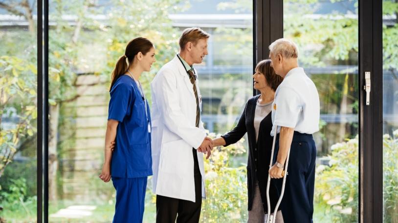 Das Lob- und Beschwerdemanagement bearbeitet Patienten-Feedback