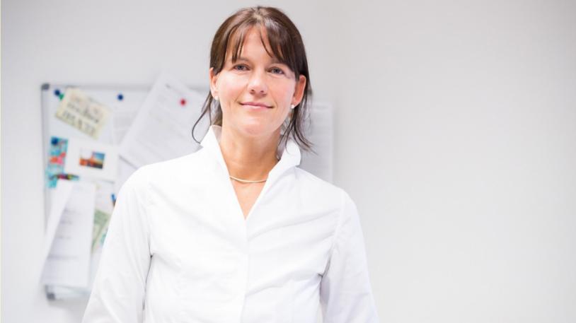 Prof. Diehl-Schmid, Leiterin des Zentrums für kognitive Störungen am Klinikum rechts der Isar, verantwortet auch das DECIDE-Projekt für einen verantwortungsbewussten Einsatz sedierender Psychopharmaka in Pflegeheimen