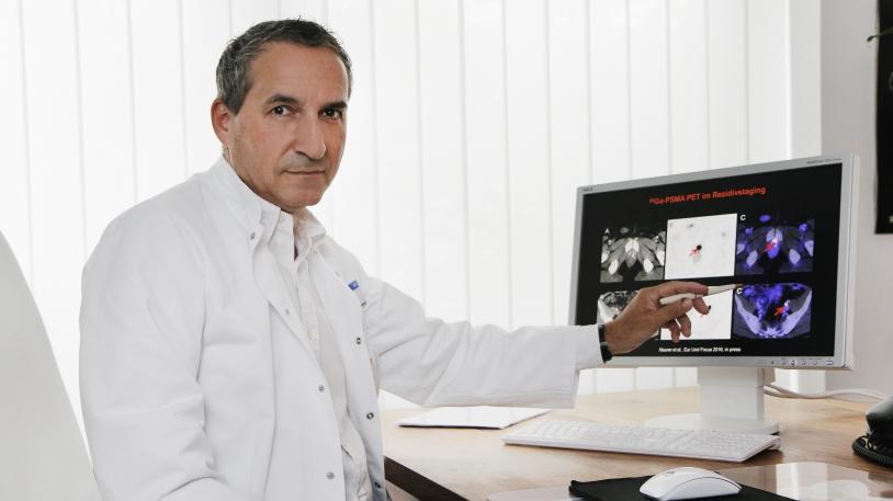 Prof. Dr. Jürgen Gschwend, Direktor der Klinik für Urologie am Klinikum rechts der Isar