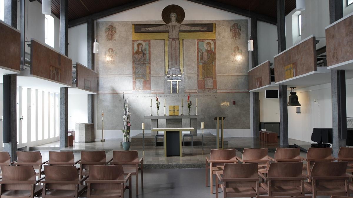 Katholische Kirche MRI