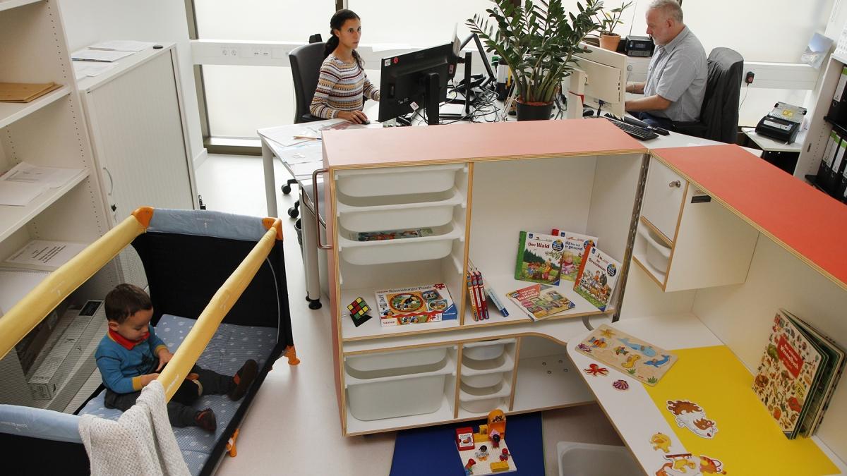 Die KidsBox - ein mobiles Kinderzimmer