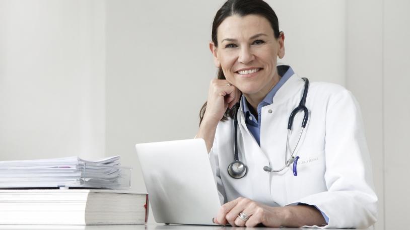 Prof. Marion Kiechle, Direktorin der Frauenklinik am Klinikum rechts der Isar und Leiterin des Interdisziplinären Brustzentrums (IBZ)
