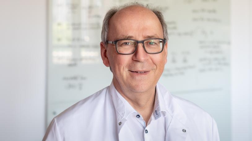 Percy Knolle, Professor für Molekulare Immunologie am Klinikum rechts der Isar
