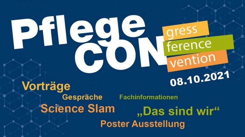 Poster Pflege CON