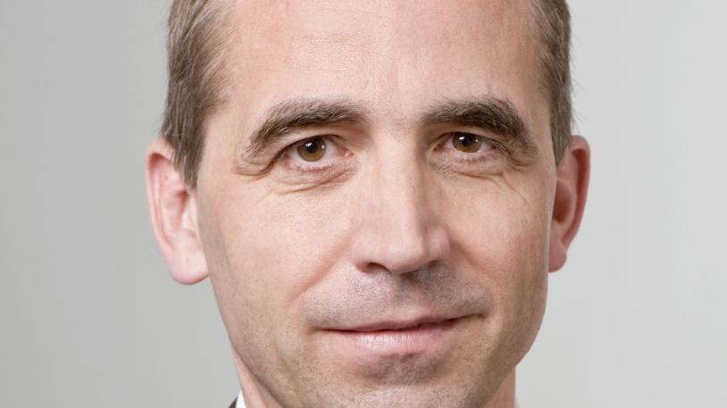 Prof. Bernhard Hemmer, Dekan der Fakultät für Medizin der TUM