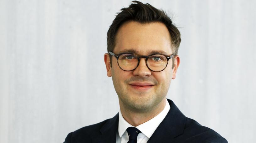 Dr. Casper Roenneberg, Oberarzt an der Klinik für Psychosomatische Medizin und Psychotherapie am Klinikum rechts der Isar