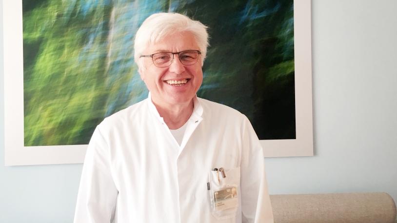 Prof. Georg Schmidt, Universitätsklinikum rechts der Isar