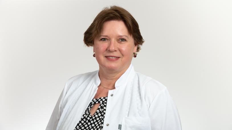 Professor Dr. Vanadin Seifert-Klauss, Leitende Oberärztin der Gynäkologischen Endokrinologie am Klinikum rechts der Isar