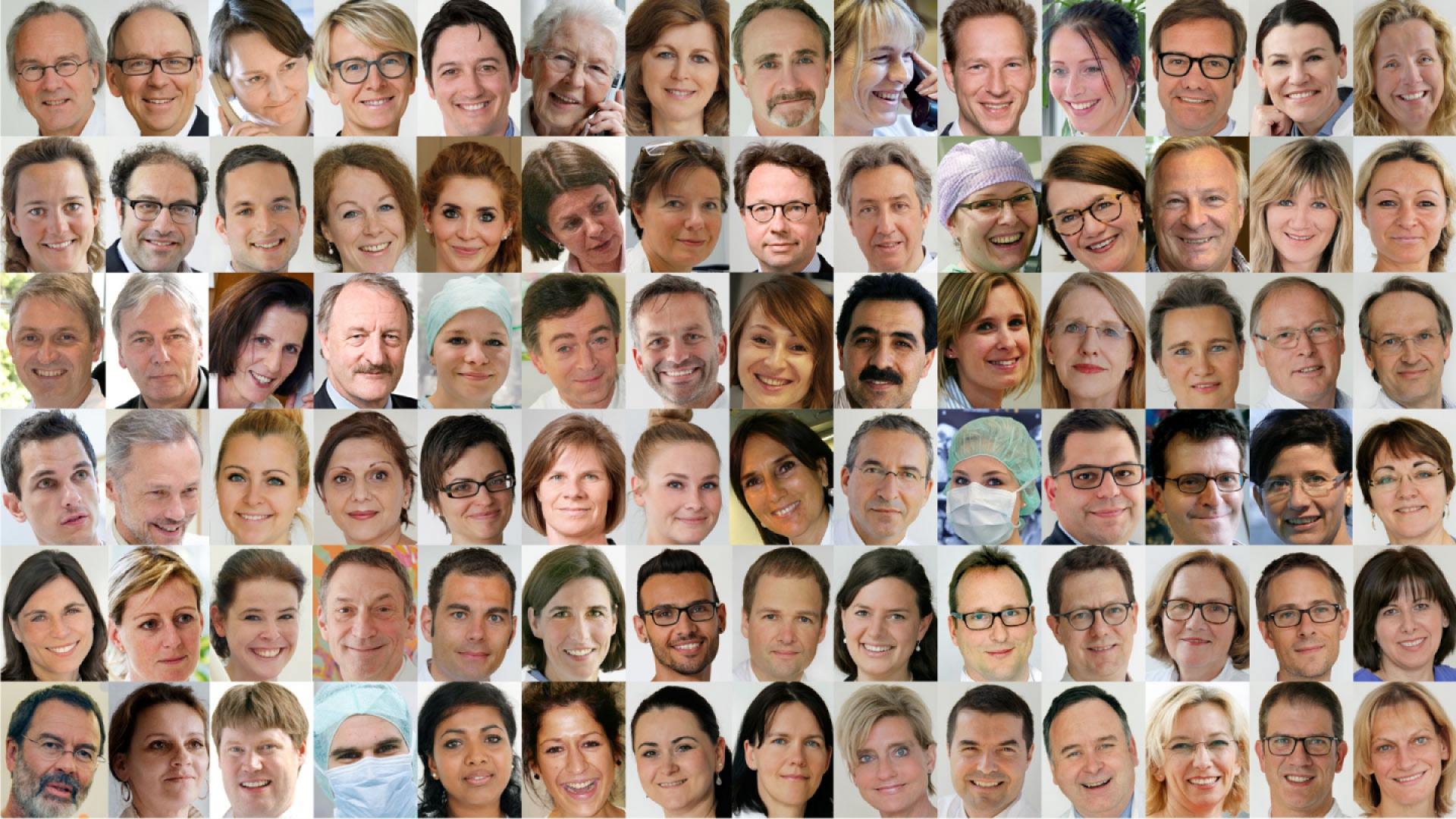 Die Mitarbeiter stehen hinter dem Leitbild des Klinikums