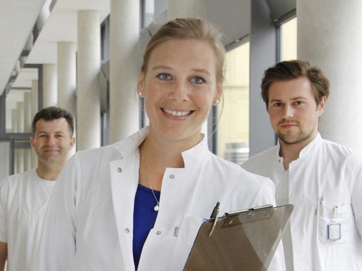 Team der Neuroradiologie