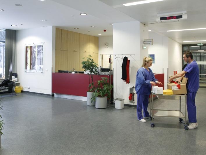 Ambulanz der Neurochirurgie