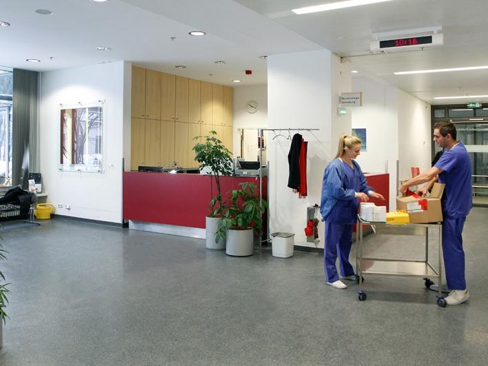 Ambulanz Neurochirurgie