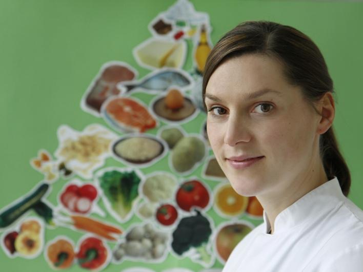 Andrea Mack, Ernährungsberaterin