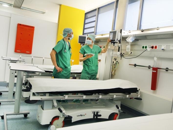 Aufwachraum Zentrum für Ambulante Chirurgie