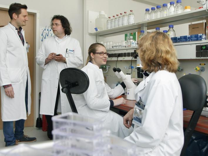 Besprechung Ärzte Strahlentherapie