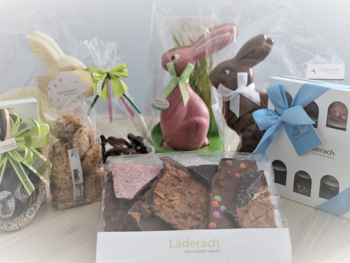 Feine Schweizer Schokolade von Läderach