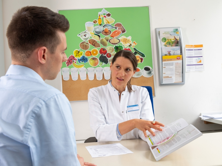 Ernährungsberatung am Klinikum rechts der Isar