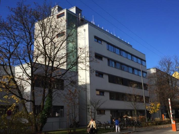 Gebäude TUMCells
