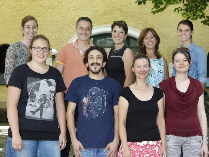 Gruppenfoto Toxikologie und Umwelthygiene