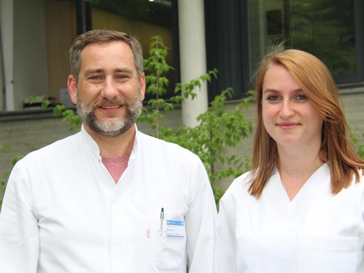 Mitarbeiter HIV-Zentrum Izar
