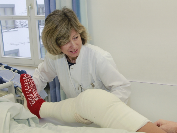 physiotherapie in der ortho