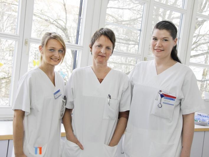 krankenpflege team orthopaedie