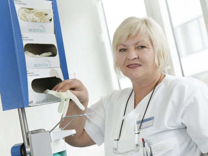 Stellvertretende Stationsleitung in der Urologie