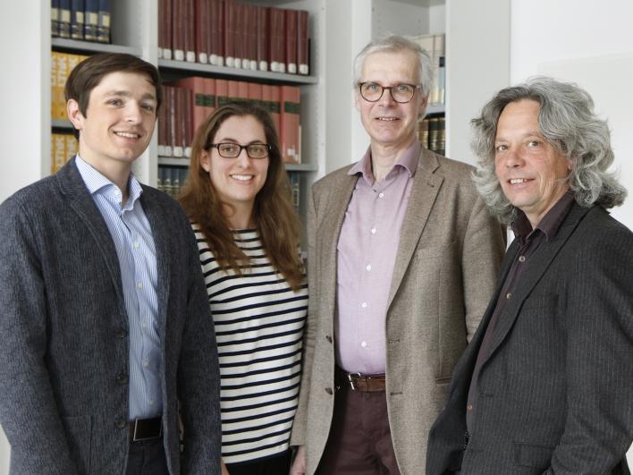 Mitarbeiter des Instituts für Geschichte und Ethik der Medizin
