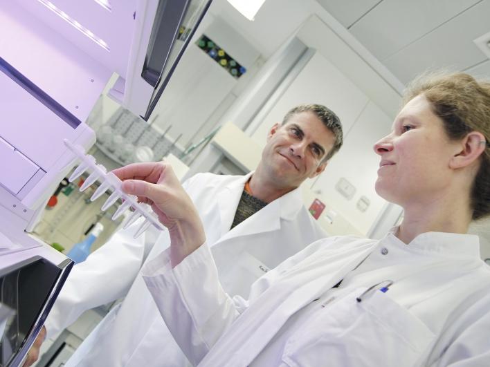 Moderne Technik in der Pathologie am Klinikum rechts der Isar