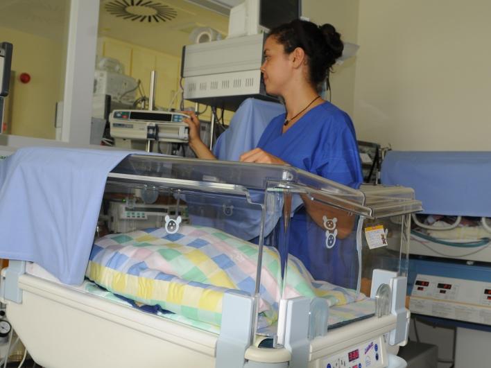 Neugeborenen Intensivstation Mutter Kind Zentrum rechts der Isar