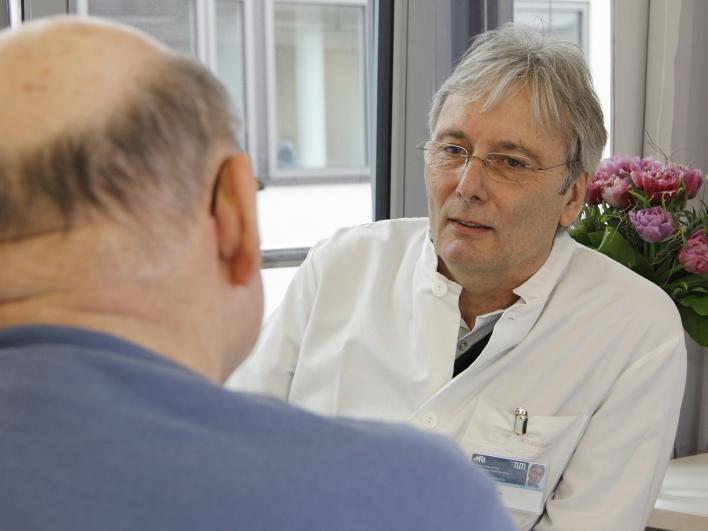 Gespräch mit Prof. Dr. Herrschbach