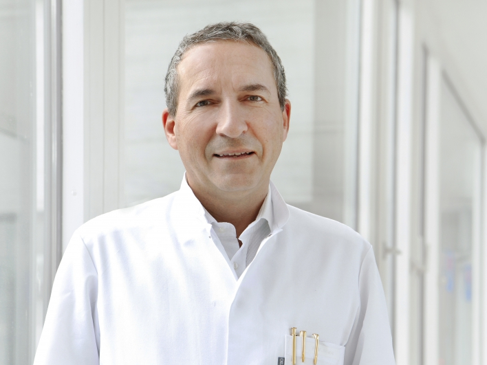 Univ.-Professor Dr. med. Juergen E. Gschwend