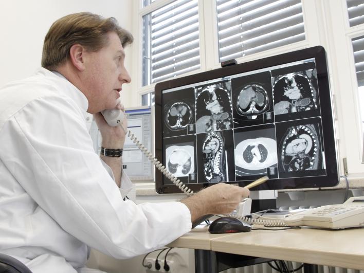 Teleradiologie Prof. Rummeny