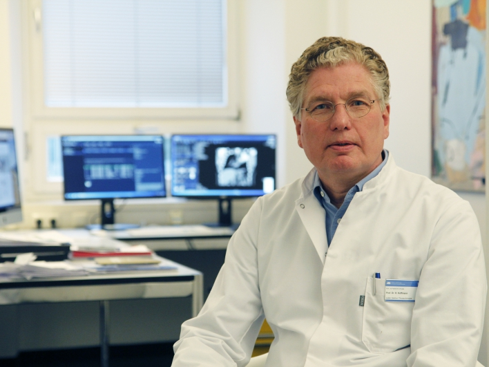 Thoraxchirurgie Prof Hoffmann