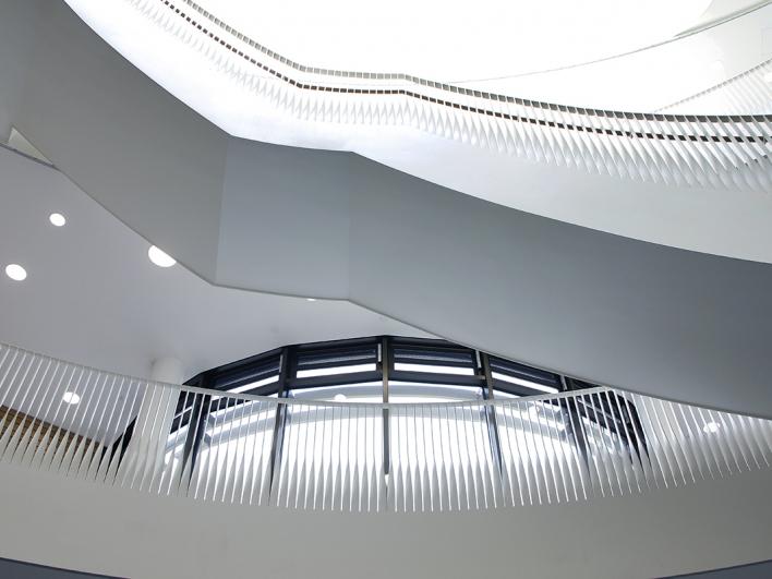 Treppenhaus TranslaTUM