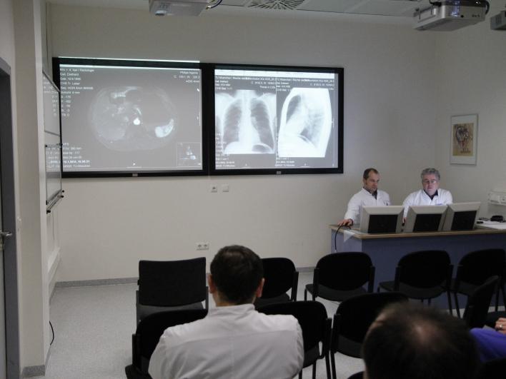 Tumorboard Röntgen
