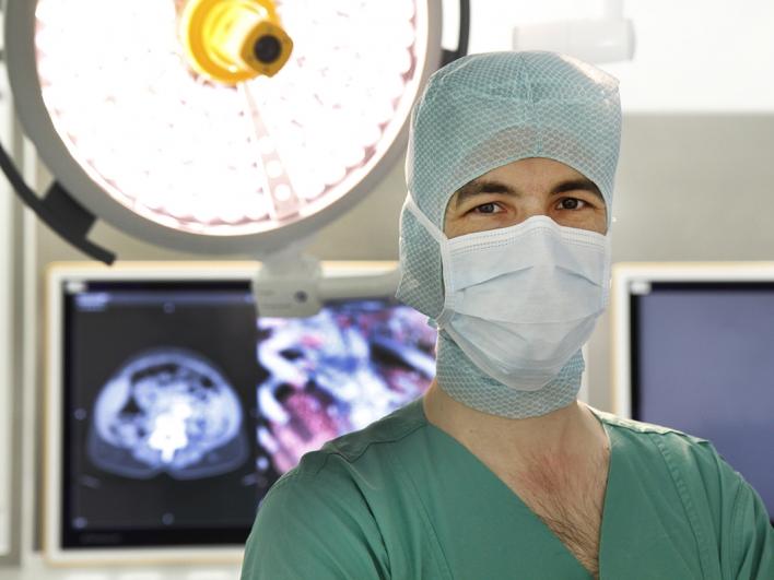 Gefäßchirurg Dr. Heiko Wendorff