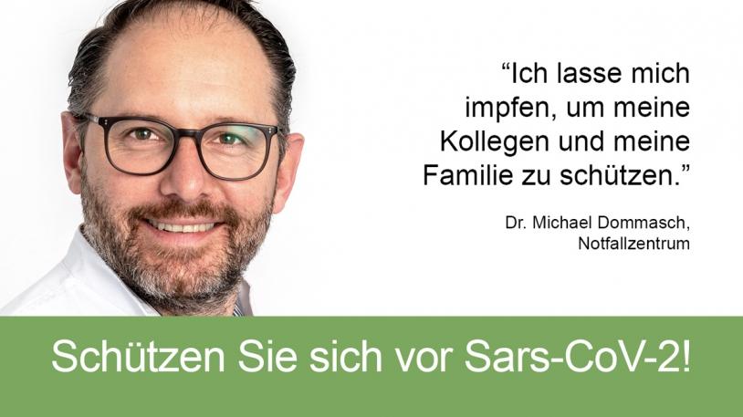 Dr. Michael Dommasch, Notfallzentrum Klinikum rechts der Isar