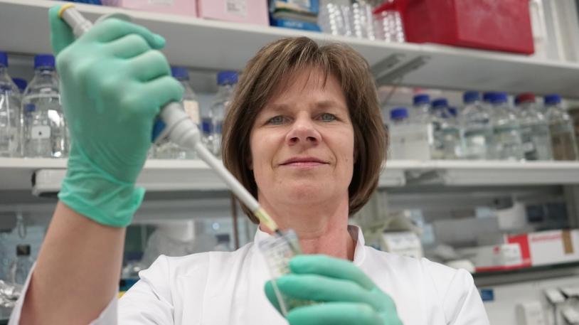 Prof. Ulrike Protzer ist Direktorin des Instituts für Virologie am Klinikum rechts der Isar der TUM